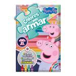Libro Peppa-Colores  P/ Armar 5