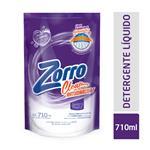 Jabon Liquido Clear Sistema  Zorro Doy 710 Ml