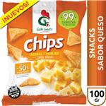 Chips Sabor Queso Gallo Snack Paq 100 Grm
