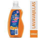 Lavavajillas Naranja Y Jeng Zorro Bot 500 Ml