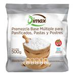Premezcla Base Múltiple DIMAX Paq 500 Gr
