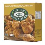 Nuggets De Pollo UNIÓN GANADERA 300 Gr