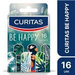 Apositos Be Happy Curitas Cja 16 Uni