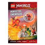 Libro Perf. Enemigos Lego