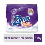 Jabón En Polvo Zorro Clearsist.Antimanchas Paq 350 Grm