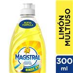 Lavavajillas Multiuso Limón Magistral Bot 300 Ml