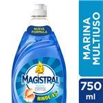 Lavavajillas Multiuso Marin Magistral Bot 750 Ml