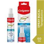 Enjuague Bucal Colgate Total 12 Con Agente Antibacterial Spray Bucal 60 Ml