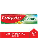 Pasta Dental Colgate Herbal 140g