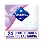 Protector Diario NOSOTRAS De Lactancia X24