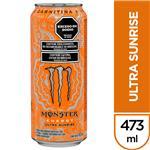 Energizante Ultra Sunrise Monster Lat 473 Ml