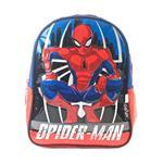 Mochila Spider Crime Fighter Espalda 12