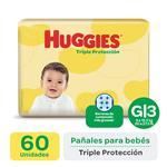 Pañal Huggies Triple Protección  Gx60