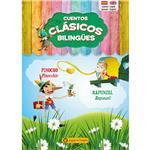 Cuentos Clásicos Bilingües: Pinocho / Rapunzel