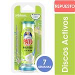 Discos Adhesivos Para Inodoro PATO Citrus Repuesto 38gr