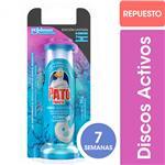 P/ Inodoros Discos Adhesiv Pato Purifi Bli 38 Grm