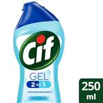 Limpiador Gel Original 2 En  Cif Bot 250 Ml