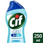 Limpiador Cif Gel 2 En 1 Original 250 Ml
