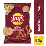 Papas Fritas Barbacoa Lays Paq 85 Grm