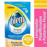 Limpiador De Pisos Plastificados Y Flotantes Blem Floral Repuesto Económico 400ml