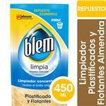 Limpiador De Pisos Plastificados Y Flotantes Blem Original Repuesto Económico 400ml