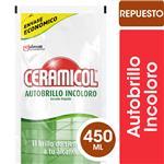 Autobrillo CERAMICOL Doypack 450 CC