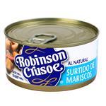 Surt.Mariscos Al Natural Robinson Cr Lat 190 Grm