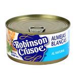 Almejas Blancas Al Nat Robinson Cr Lat 190 Grm
