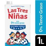 Leche Des.Lv Uat Extra Defe Tres Niñas Ttb 1 Ltr