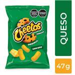 Cheetos Sabor Queso Cheetos Paq 47 Grm