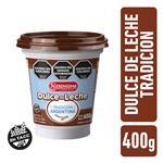 Dulce Leche Tradición Arg  La Serenisi Pot 400 Grm