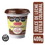 Dulce Leche Colonial C/Fue La Serenisi Pot 400 Grm
