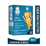 Galletitas Para Bebe Gerber 70 Gr (A Partir De 10 Meses)