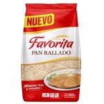 Pan Rallado FAVORITA X900 Gr