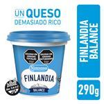 Queso Untable Balance Finlandia Pot 290 Grm
