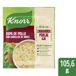Sopa Instantan. D/Pollo C/Cabe Knorr Sob 105.6 Grm