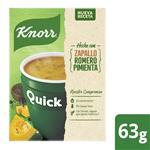 Sopa Quick KNORR Zapallo 5 Sobres