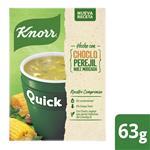 KNORR Sopa Choclo Y Perejil 5 Un