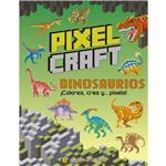 Libro Dinosaurios Pixelcraft . . .