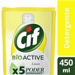 Lavavajillas Bio Act.Limón CIF Doy 450 Ml