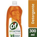 Detergente Cif Frutas Cítricas 300 Ml