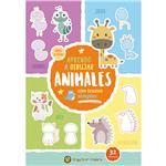 Libro Apre. A Dibuja Animales . . .