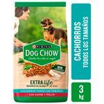 Alim. Perros Cachorros S/C  Dog Chow Bsa 3 Kgm