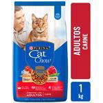 Alim. Gatos Adultos, Sab C Cat Chow Bsa 1 Kgm