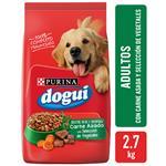 Alim. Perros Adulto Carne A Dogui Bsa 2.7 Kgm