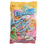 Caramelos Surtidos Flynnies Paq 600 Grm