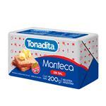 Manteca Sin Sal Tonadita Pan 200 Grm