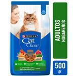 Alim. Gatos Adultos,Hogare Cat Chow Bsa 500 Grm