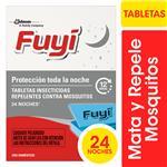 Tabletas Insecticidas FUYI Contra Mosquitos Respuesto 24 Uni