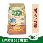Alim.Bebe Multicereal In Nestum Paq 500 Grm